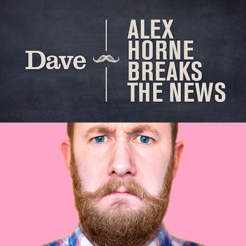 Sean Hughes: Alex Horne Breaks The News