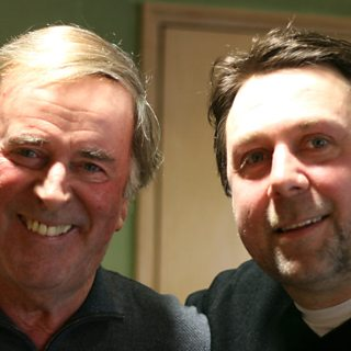 On Terry Wogan's Radio Show